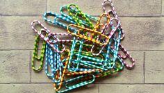 Απίστευτα Πράγματα που Μπορείτε να Κάνετε με έναν Συνδετήρα Friendship Bracelets, Jewelry, Jewlery, Bijoux, Jewerly, Jewelery, Friendship Bra, Jewels, Accessories