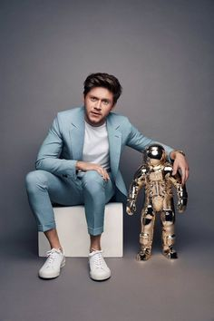Niall Horan discovered by Perrieeele on We Heart It Niall Horan Baby, Naill Horan, One Direction Harry, One Direction Pictures, One Direction Fashion, Direction Quotes, Irish Boys, Irish Men, James Horan
