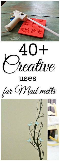 #Modmelts 40+ creative ideas to use them