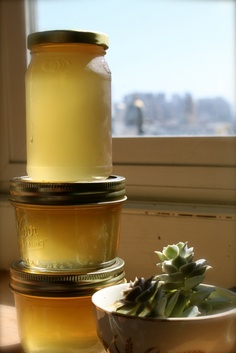 lemon verbena jelly