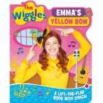 The Wiggles Emma's Yellow Bow - A Lift-the-Flap Books With Lyrics