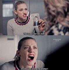 #Riverdale #2x19 #Betty #Alice #Chic
