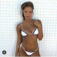 "508 Likes, 13 Comments - Swimwear for every babe 💋🌴🌴👙 (@babe.swimwear) on Instagram: ""The beautiful @neta_alchimister wearing the Colombia Bikini by @bananhot"""