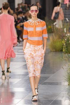 From WGSN Catwalks: Paul Smith - Spring/Summer 2017