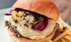 35 receitas de hambúrguer para todos os gostos   MdeMulher