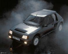 Peugeot 205 Bilder. Der Frankophile Youngtimer