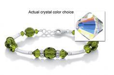 Crystal Skye Bracelet (Ice) | AZULI SKYE - The Ultimate Home Jewelry Party. A Leading Direct Sales Company.