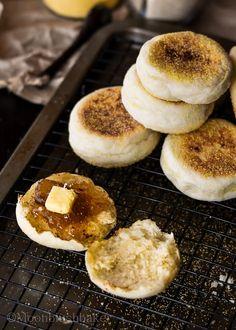 Milestones/-/ Coconut English muffins | The Moonblush Baker