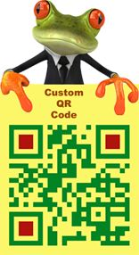Custom QR Code Shop  *Create scannable wifi password for guests