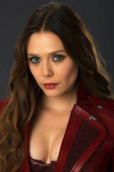 La perfección no exist... Elizabeth Olsen