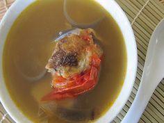 وصفات الشيفات: شوربة البصل مع السمك