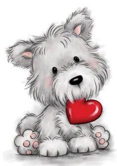 Stempel – stanzschablonen – Marina Hutflies, Hobby, crafts and Paperdesign - Baby Animals Tatty Teddy, Illustration Mignonne, Cute Illustration, Cute Images, Cute Pictures, Animal Drawings, Cute Drawings, Cartoon Mignon, Art Mignon