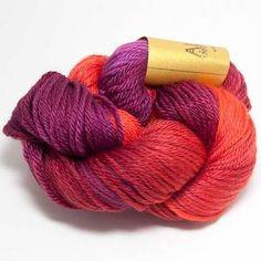 Alchemy Sanctuary Yarn By Alchemy $34.00 70% Wool / 30% Silk 125yds