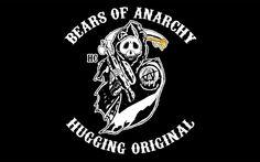 Sons of Anarchy Birthday | Bear Anarchy Wallpaper Bears of anarchy by darthbenj
