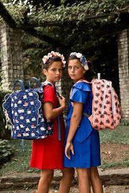 Jeune Premier ha rivoluzionato il mondo delle cartelle e degli zainetti per la scuola.