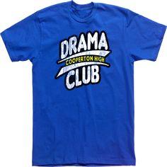 Drama club designs on pinterest custom tees dramas and for Custom high school shirts
