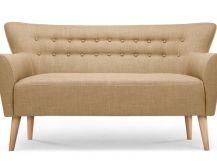 Quentin 2 Seater Sofa, Safari Beige