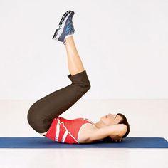 """筋肉が""""ぷるぷる""""するまで鍛えると、より効果的に筋肉を刺激し、ボディラインを変えるのに効果的!ここではお腹の引き締めに効く、ぷるぷるトレーニングをご紹介していきます。"""