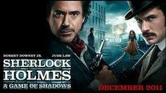 Sherlock Holmes Game of Shadows movie poster