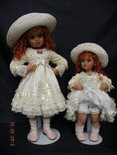 Jan-McLean-Zanthe Nellie and Little Nell by Jan McLean   dolls ...