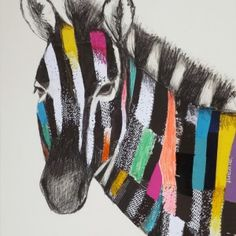 Voor aan de muur: De kleurrijke mode-illustraties van Emma Gale | NSMBL.nl