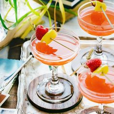 Zodiac Happy Hour—Cocktail Recipes for Every Sign