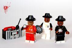 Run DMC Lego
