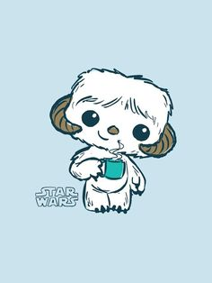 "Funko, the makers of Pop! Vinyl and pop-culture licensed toys, announced a new apparel line that will debut exclusively at F. The ""Super Cute Tees"" will feature some of the … (Star Wars) Geeks, Star Trek, Cuadros Star Wars, Starwars, Star Wars Wallpaper, Cute Stars, The Force Is Strong, Star Wars Party, Geek Out"