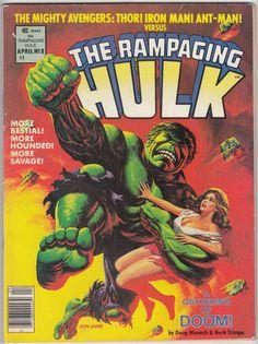 Title: Rampaging Hulk | Year: 1977 | Publisher: Marvel | Number: 8 | Print: 1 | Type: Regular | TitleId: 196631b4-0986-44e0-9a0a-5300a4087e5b