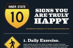 Signs You Are Truly Happy 1. Daily Exercise When you are happy, there is a higher possibility that you will engage in activities that …