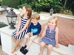 Tori Spelling's children