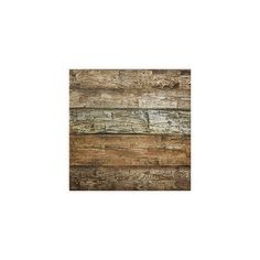 6-Inch W x 6-Inch H Hand Hewn Endurathane Faux Wood Siding Panel Sample, Weathered - 19.99