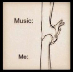 Just in case somebody ask why music is so important to me. Well, because one simple reason; Because music has always been there to me. It is my dearest friend; what pulls me to continue in a hard life. (It's my life source! Music Lyrics, Music Quotes, Mood Quotes, True Quotes, Music Is Life, My Music, Music Is My Escape, Vinyl Music, Soul Music