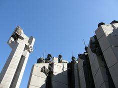 Defenders of Stara Zagora Memorial Complex   Flickr: partage de photos!