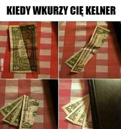 Jak dawać napiwki #napiwek #wkurzy #kiedy #wkurzy #kelner