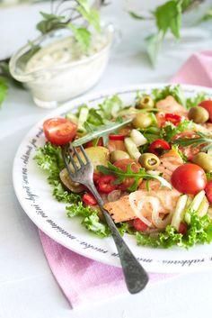 Lohi-perunasalaatti | Kodin juhlat | Pirkka