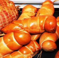 Wędzone filety z kurczaka Pork Sausage Recipes, Homemade Sausage Recipes, Smoked Meat Recipes, Czech Recipes, Kielbasa, Polish Recipes, Meal Deal, Smoking Meat, Canning Recipes