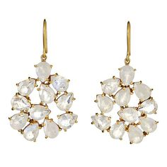 Wedding Earrings - I'm in love with these.  #MargaretElizabethHoliday