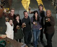 NCIS Los Angeles- I love this show! I watch every Tuesday. Deeks and Kenzi totally belong together and Hettie cracks me up!