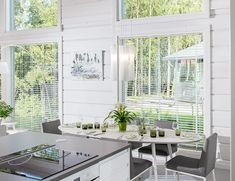 Kauniit korkeat ikkunat juuri sinun kotiisi Piklakselta. 😊  #window #ikkuna #home #house #inspiration #white #decor Outdoor Furniture Sets, Outdoor Decor, Divider, Room, Home Decor, Bedroom, Decoration Home, Room Decor, Rooms