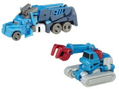 First Look Groundbuster Toy Images Decepticon Groundpounder Robots In Disguise Figure