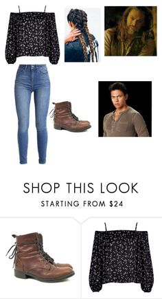 """Connor Meeting My Ex Boyfriend"" by ashleighreigns156 ❤ liked on Polyvore featuring River Island"