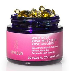 Get gorgeous, glowing skin in just four weeks thanks to beauty editor favorite Weleda!