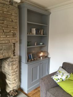 Traditional Alcove Cabinets Living Room By Cabinet Maker Gill Martinez Manchester