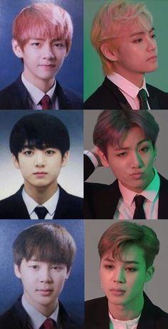 Jungkook is one cocky little sh*t. Bts Taehyung, Bts Bangtan Boy, Bts Jimin, Bts Predebut, Vkook, Foto Bts, K Pop, Boy Scouts, Jin