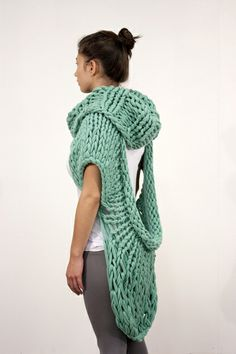 Pastel Knitwear by Yulie Urano, via Behance