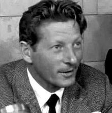 Danny Kaye.  Most people my age probably don't even know who he is, but I like him a lot.