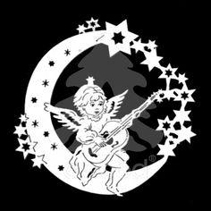 Anděl na měsíci - kytara