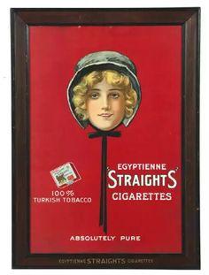 Straight's cigarettes