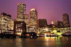 Sunset Holiday Lights Cruise Boston, MA #Kids #Events